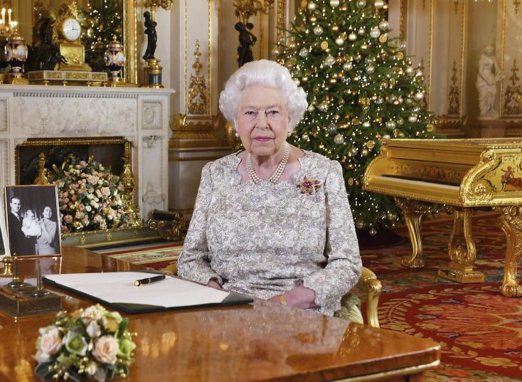 A királynő békét és jóakaratot kívánt karácsonyra