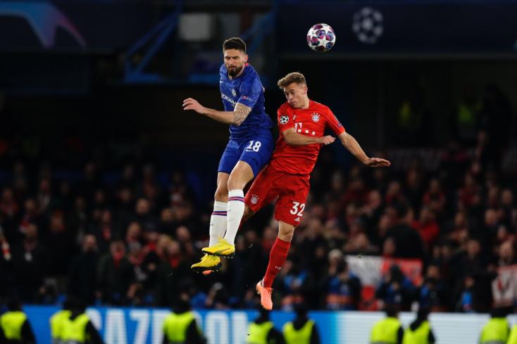 Bajnokok Ligája - A Bayernhárom gólt lőtt a Chelsea-nek, a Barcelonának csak döntetlenre futotta