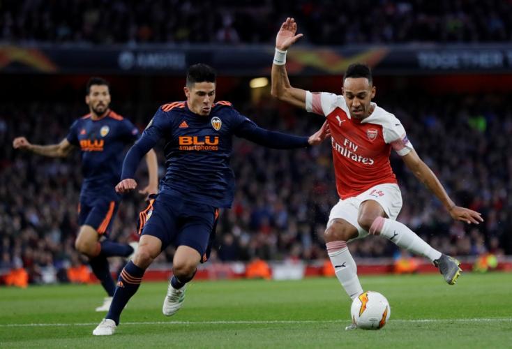 Európa Liga: Győzött az Arsenal, döntetlen Frankfurtban