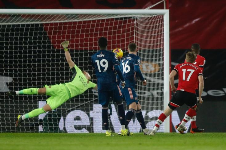 Premier League - Az Arsenal és a Manchester City is idegenben győzött