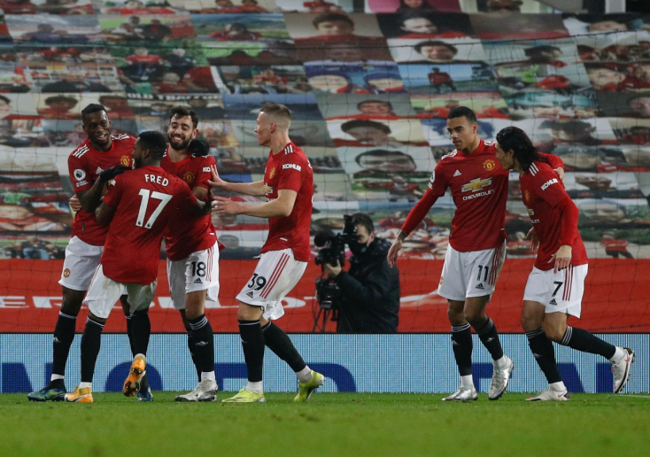 Premier League –Rommá verte ellenfelét a Manchester United