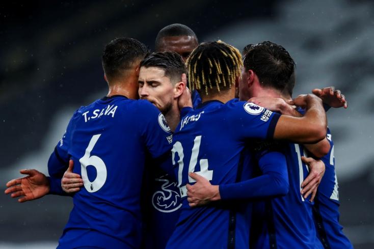 Premier League: Chelsea-siker a londoni rangadón