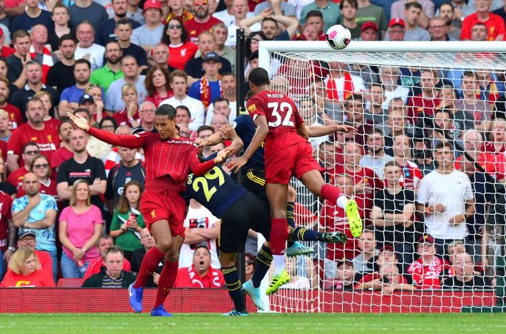 Premier League: Kikapott az Arsenal Liverpoolban
