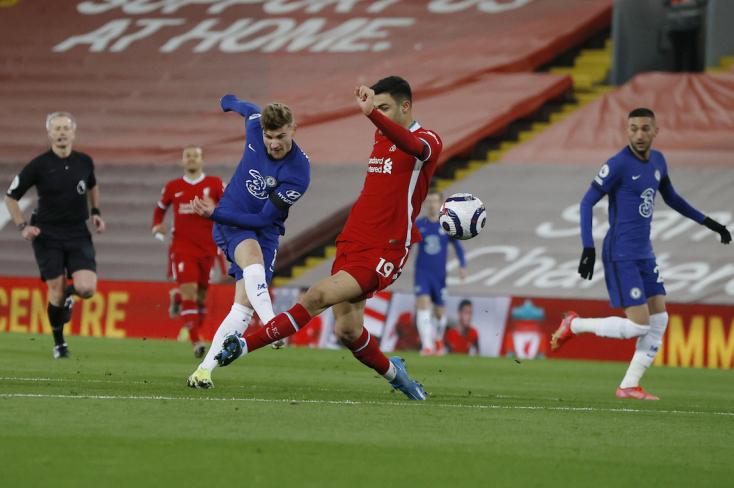 Premier League: Liverpoolban nyert a Chelsea