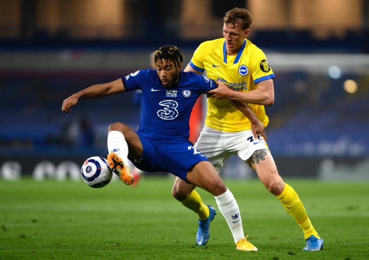 Premier League - Gól nélküli döntetlen a Chelsea és a Brighton londoni meccsén