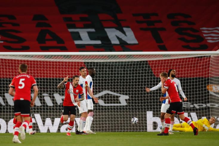 Premier League - Odahaza győzött a Southampton