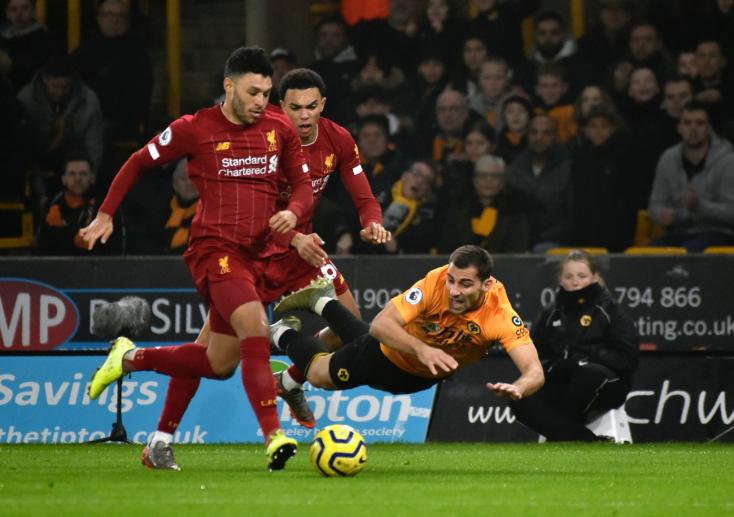 Premier League - Wolverhamptonban is nyert a Liverpool