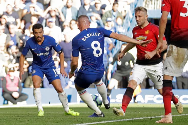 A 96. percben egyenlített a Chelsea az MU ellen
