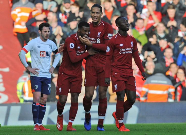 Premier League: Nem hibázott a Liverpool