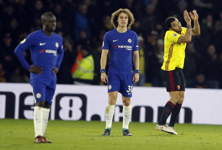 Megint csúnyán leszerepelt a Chelsea