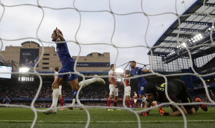Premier League - A Chelsea spanyol gólokkal győzte le az Arsenalt (VIDEÓ)