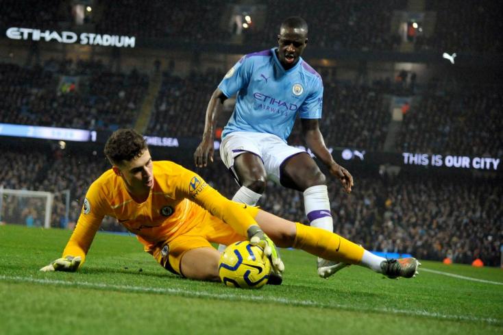 Premier League - Négyszázadik győzelmét ünnepelte a Manchester City