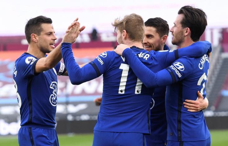 Premier League - Fontos győzelmet aratott a Chelsea, a végén vesztett pontokat a Liverpool
