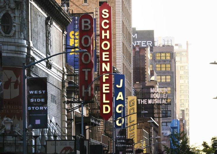 Legalább május végéig zárva marad a Broadway
