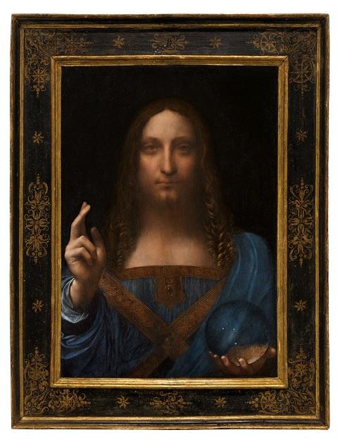 Rekordáron kelt el egy Leonardo-festmény