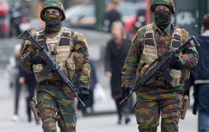 Tavaly öt korábbi dzsihadista harcos tért vissza Belgiumba