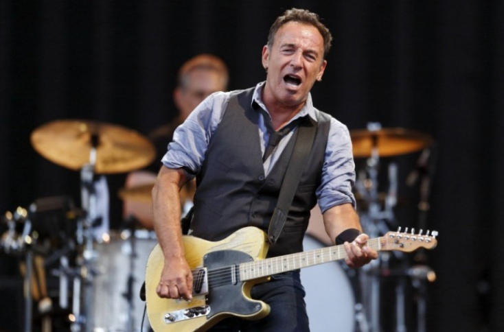 Elkészült Bruce Springsteen új stúdiólemeze