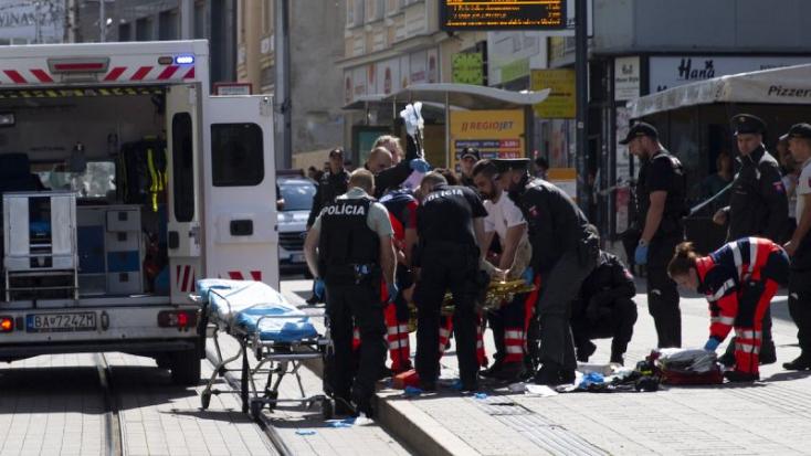 A pénzügyminiszter sajnálatát fejezte ki a pénteki, lövöldözésbe torkolló pozsonyi incidens miatt