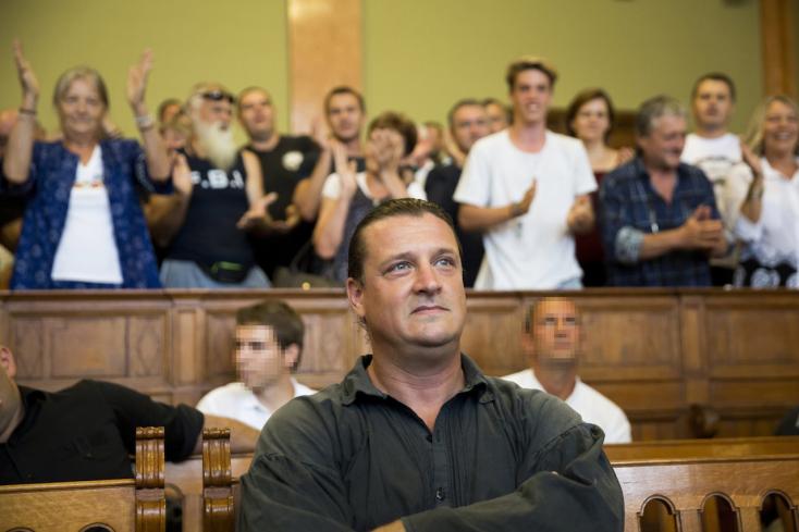 13 évet kapott Budaházy György, a magyar terrorista