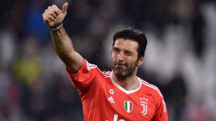 Mancini nyitva hagyta az ajtót Buffonnak az olasz válogatottba