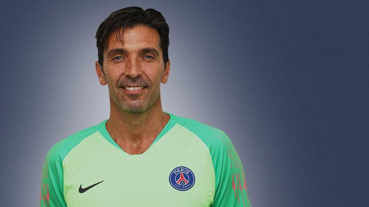 Buffon egy évre írt alá a Paris Saint-Germainhez