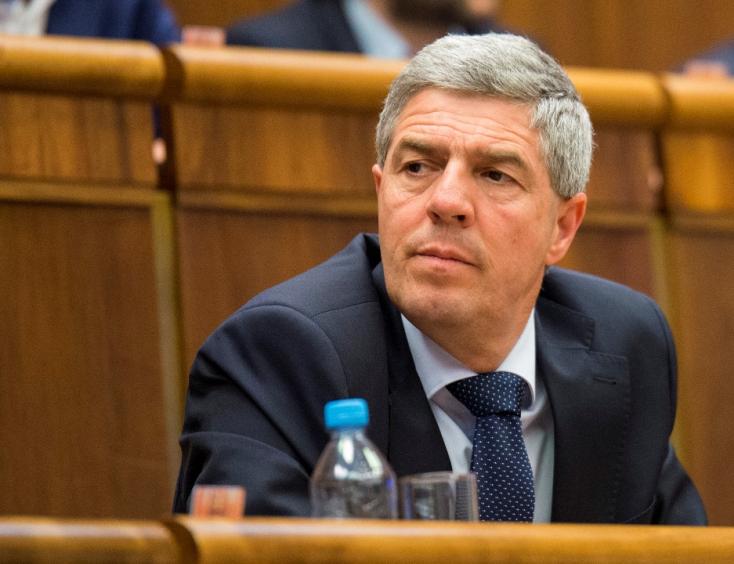 Bugár: A kormánykoalíciónak nem lesz közös elnökjelöltje