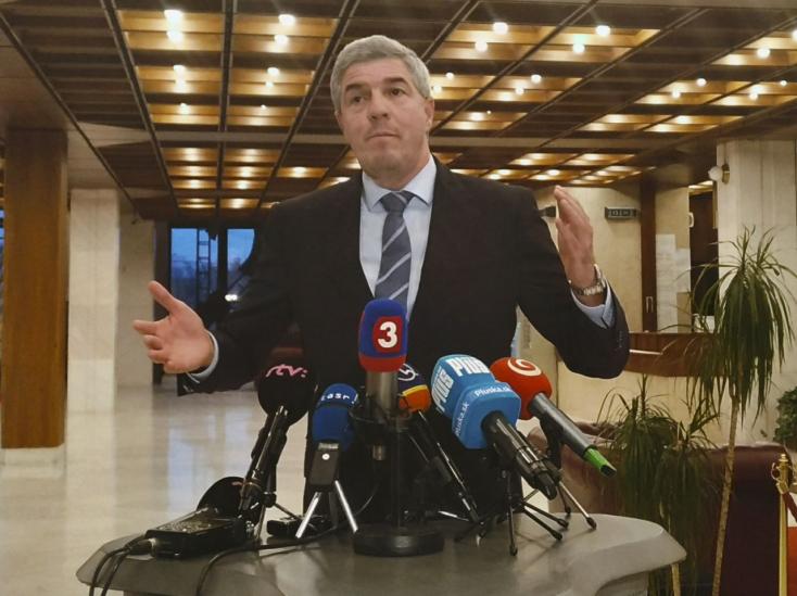 Mondhat az ellenzék bármit, Bugár szerint a Híd sikeres volt idén