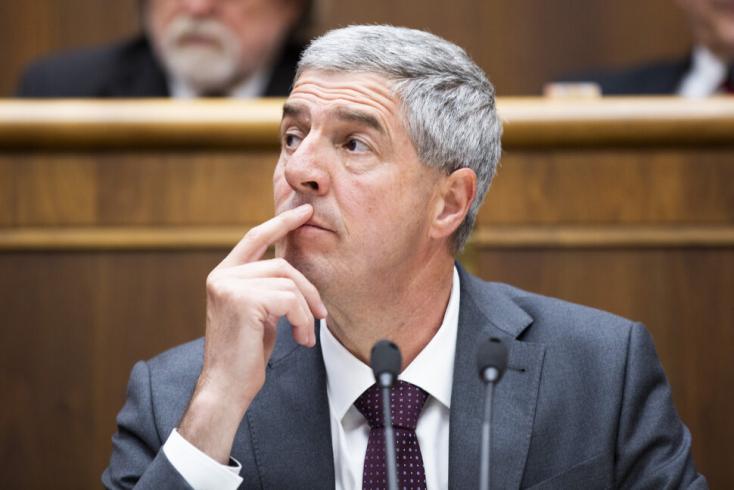 Bugár: Az elnapolt javaslatok közül korábban már többet is elvetettek