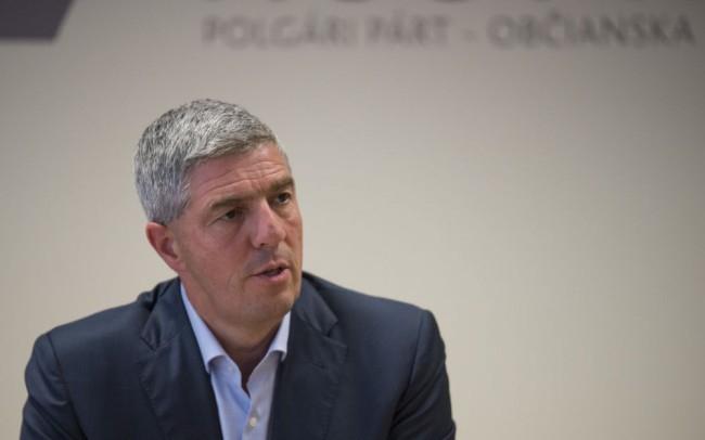 Bugár Béla: Most van a legnagyobb esély arra, hogy eltöröljük a Mečiar-amnesztiákat