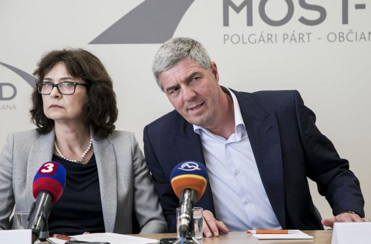 Maďarič egyre józanabbul politizál. Most egy hidas álláspontot képvisel