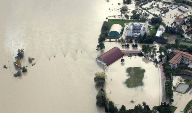Tovább emelkedett a rossz időjárás áldozatainak száma Olaszországban