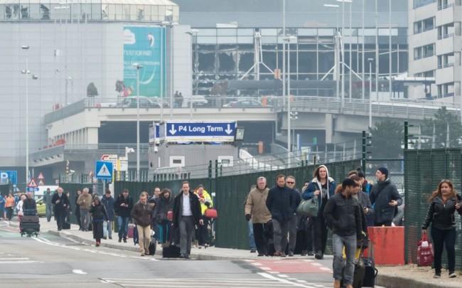 Brüsszeli robbantások - Robbanószer előállítására alkalmas anyaggal látta el a merénylőket a minap őrizetbe vett férfi