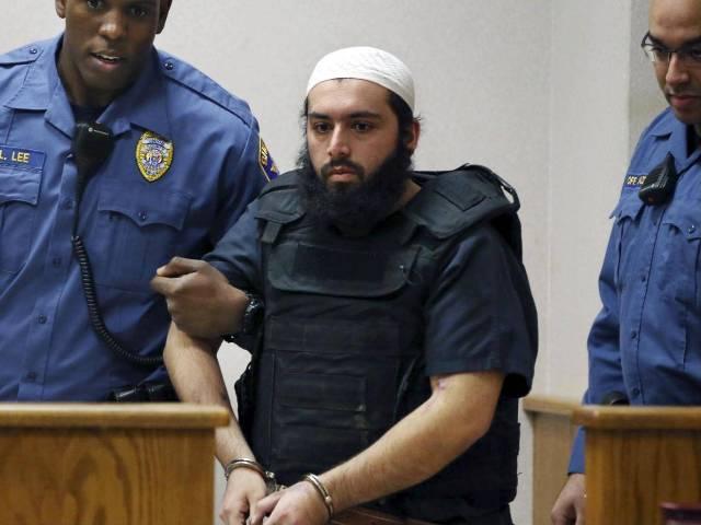 """Kétszeri életfogytig tartó börtönbüntetésre ítélték a """"kuktás robbantót"""" New Yorkban"""