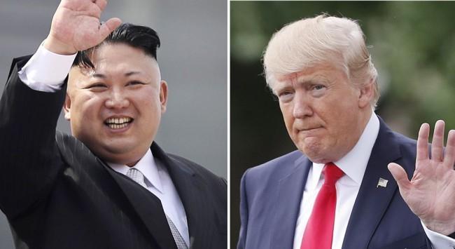 Trump: Az Egyesült Államok felkészült a válaszcsapásra Észak-Korea ellen