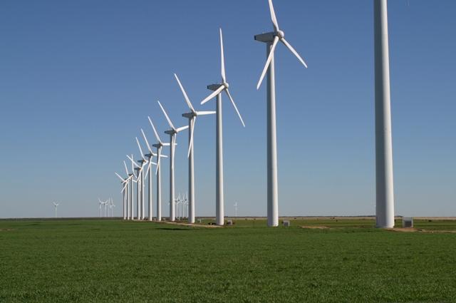 Gyorsan terjed a szélenergia használata