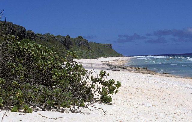 Ez a sziget a világ legszennyezettebb része