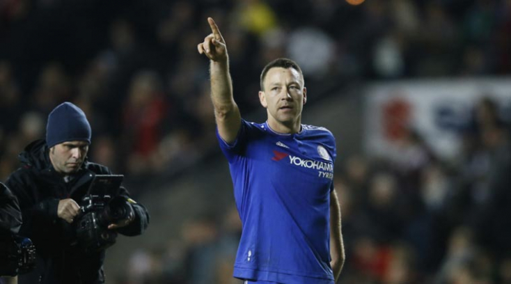 John Terry az Aston Villa edzői stábjában folytatja a munkát