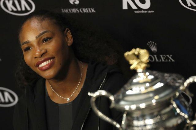 Serena Williams indulni szeretne az Australian Openen