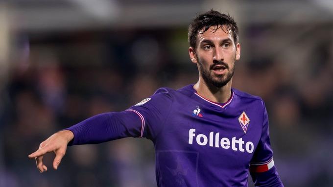 A Fiorentina és a Cagliari is visszavonultatja Davide Astori mezszámát