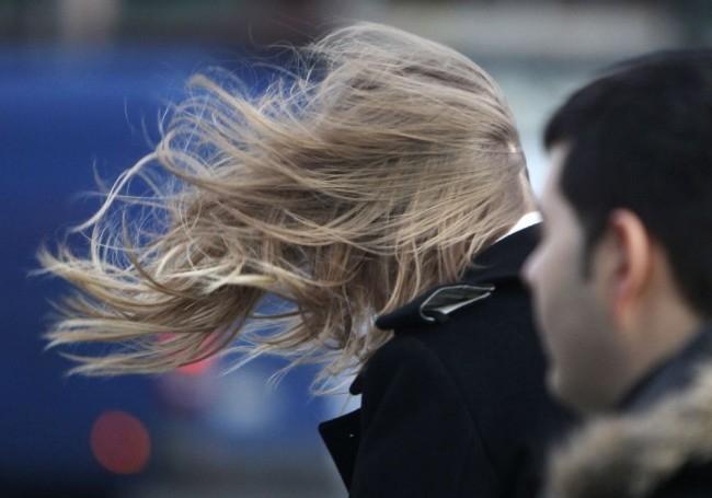 A meteorológusok viharos szélre figyelmeztetnek