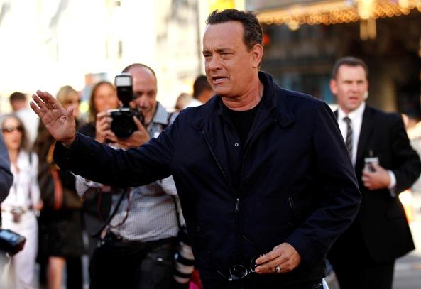 Tom Hanks először lép színpadra