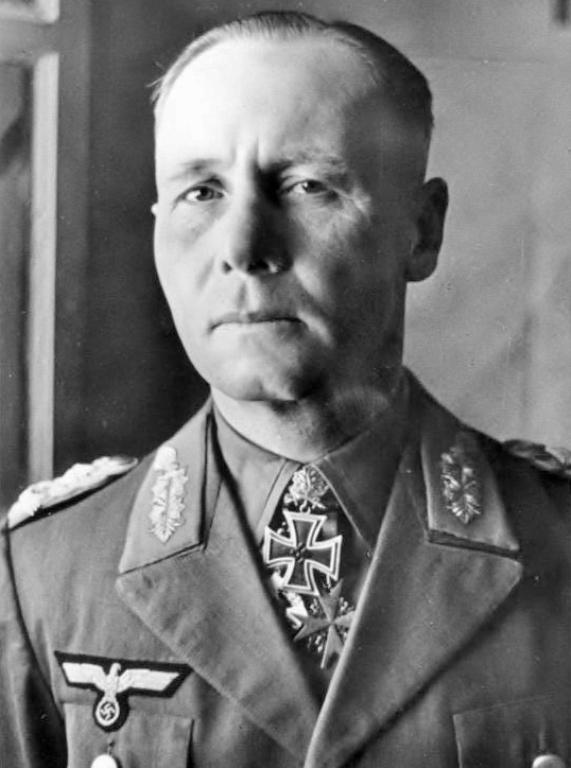"""Erwin Rommel, a """"Sivatagi Róka"""" 75 éve halt meg"""