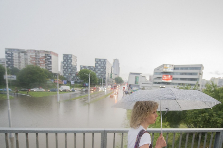Változékony időjárásra készülhetünk: forró, máshol viharos lesz a szerda
