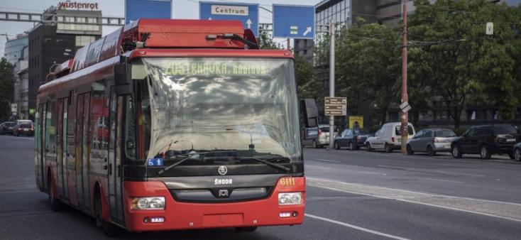 Szeptembertől drágul a kassai tömegközlekedés