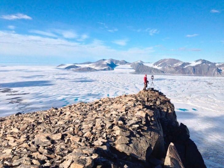 Darabokra tört Kanada utolsó, még teljesen érintetlen sarkvidéki selfjege