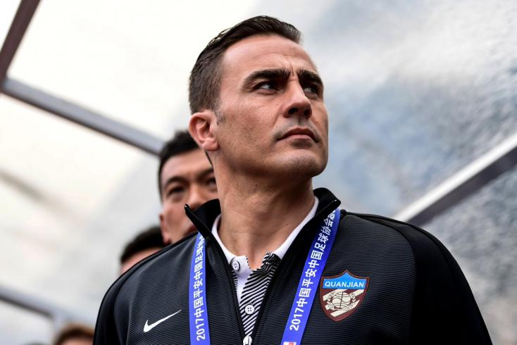 Cannavaro lett a kínai labdarúgó-válogatott szövetségi kapitánya
