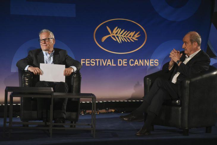 Három napos minifesztivál pótolta a májusban elmaradt Cannes-i Filmfesztivált