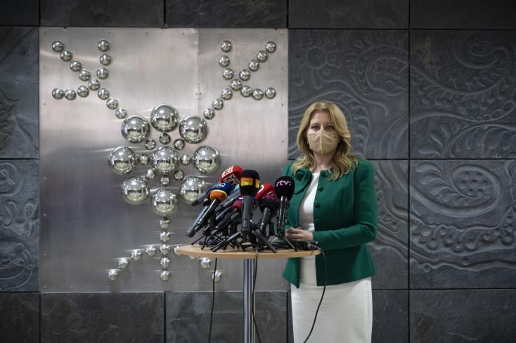 Čaputová a Szputnyikra kíváncsi, Sulík pedig Gyimesi állampolgárságára