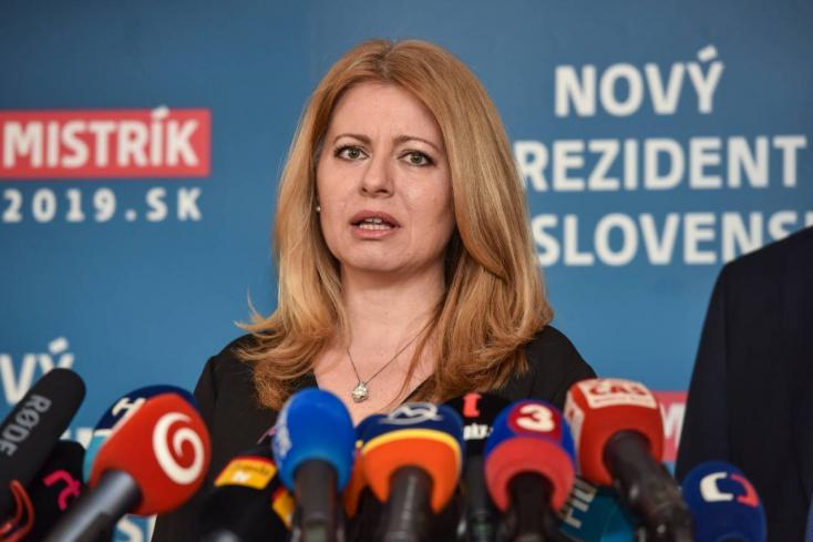 AKO: Čaputová magasan vezet egy másik felmérésben is, és még Mistrík is ott liheg Šefčovič nyakán!