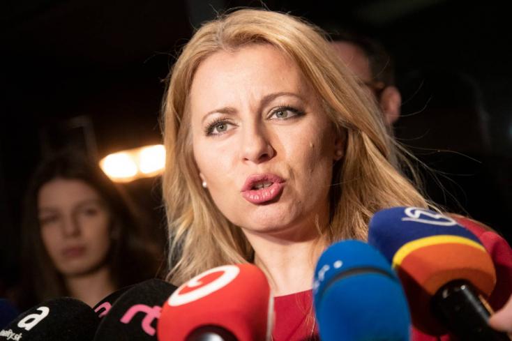 Čaputová nem lát problémát a kettős állampolgárságban